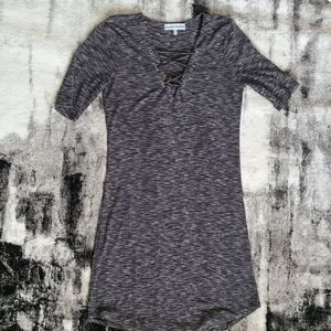 Almost Famous lightweight sweater dress